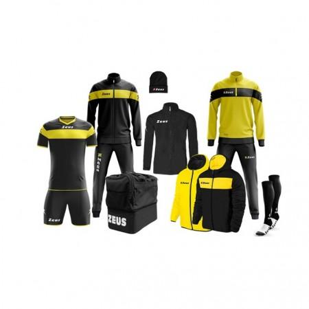 Black/ Yellow