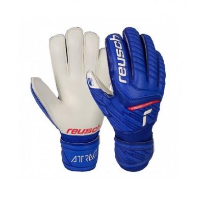 Вратарски ръкавици Reusch Attrakt Grip Finger Support, Junior, REUSCH