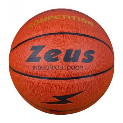 Баскетболна топка Competition PU, ZEUS