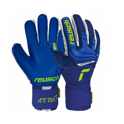 Вратарски ръкавици Reusch Attrakt Duo, REUSCH
