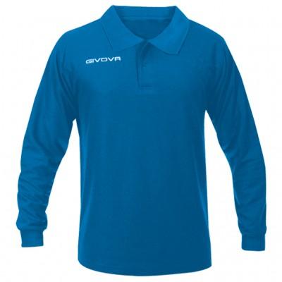 Блуза Polo Cotone Piquet Winter, Givova