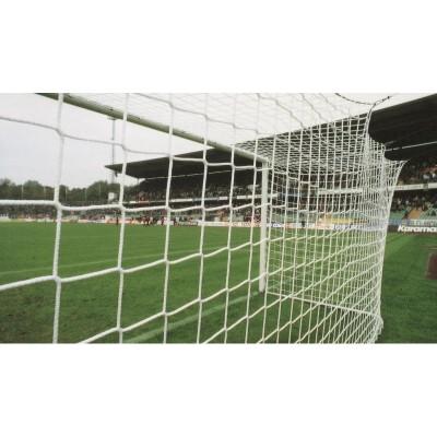 1073 Мрежа за футболни врати 7.50x2.50 m
