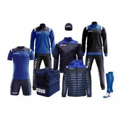 Спортен комплект Box Vesuvio Blue/ Royal, ZEUS