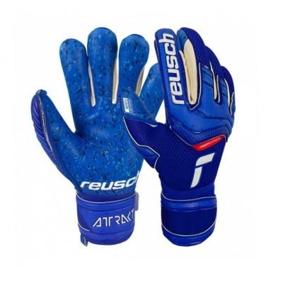 Вратарски ръкавици Reusch Attrakt Fusion Finger Support, REUSCH
