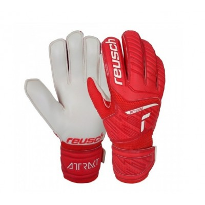 Вратарски ръкавици Reusch Attrakt Solid, REUSCH